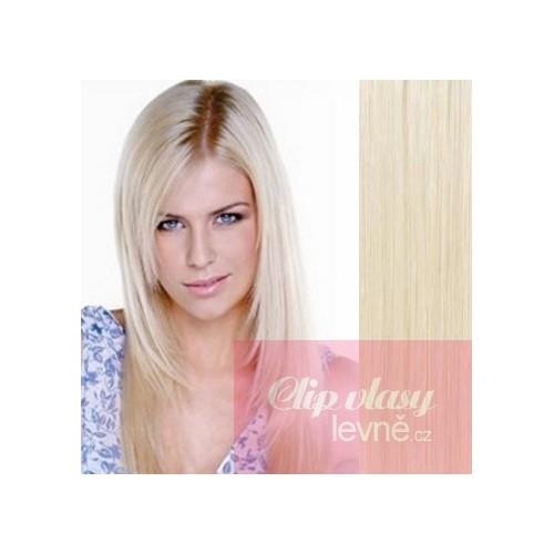 Světlé vlasy a sady - Clip vlasy levně e67ddc909f5