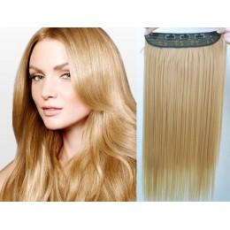 Clip in rychlopás 63cm rovný – přírodní blond