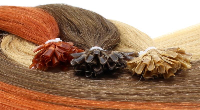 Vlasy na keratin u-tip remy