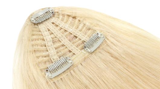 Metoda Clip in prodloužení vlasů