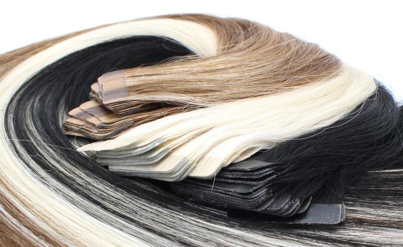 Tape in vlasové pásky